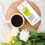 Smartphone : remercier ses clients par MMS comme l'institut Natur'elle