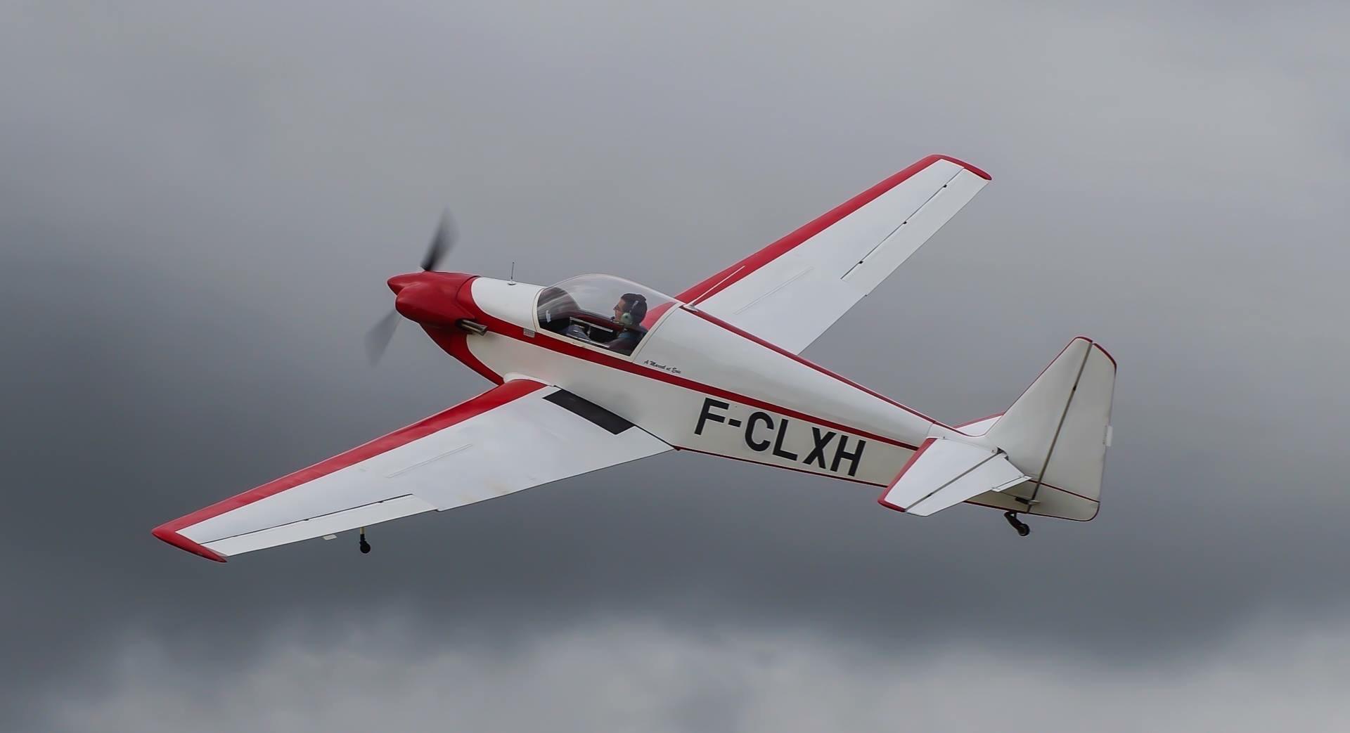 Photo d'un avion RF3 Barelli